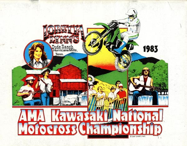 The 1983 Loretta Lynn's Program