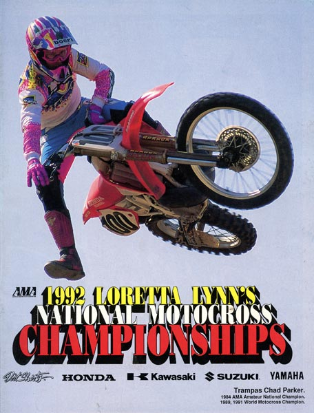 The 1992 Loretta Lynn's Program