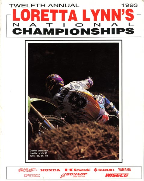 The 1993 Loretta Lynn's Program