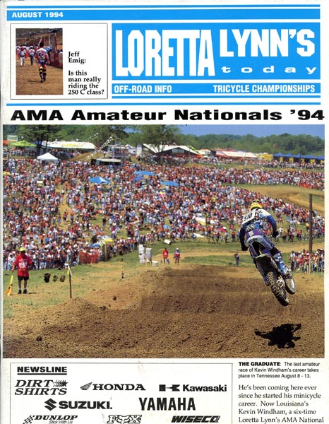 The 1994 Loretta Lynn's Program