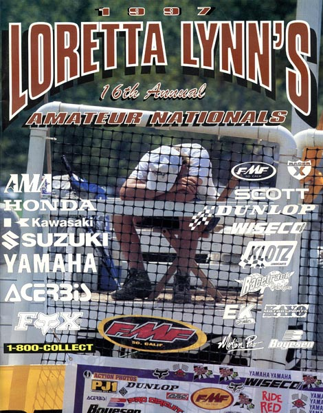 The 1997 Loretta Lynn's Program