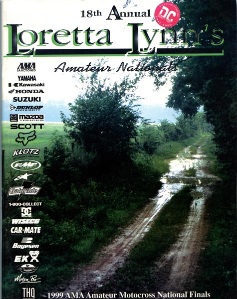 The 1999 Loretta Lynn's Program