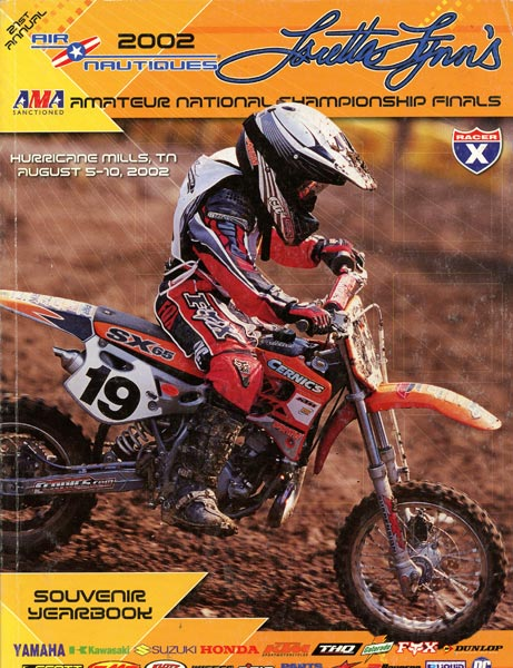 The 2002 Loretta Lynn's Program