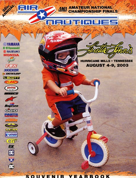 The 2003 Loretta Lynn's Program
